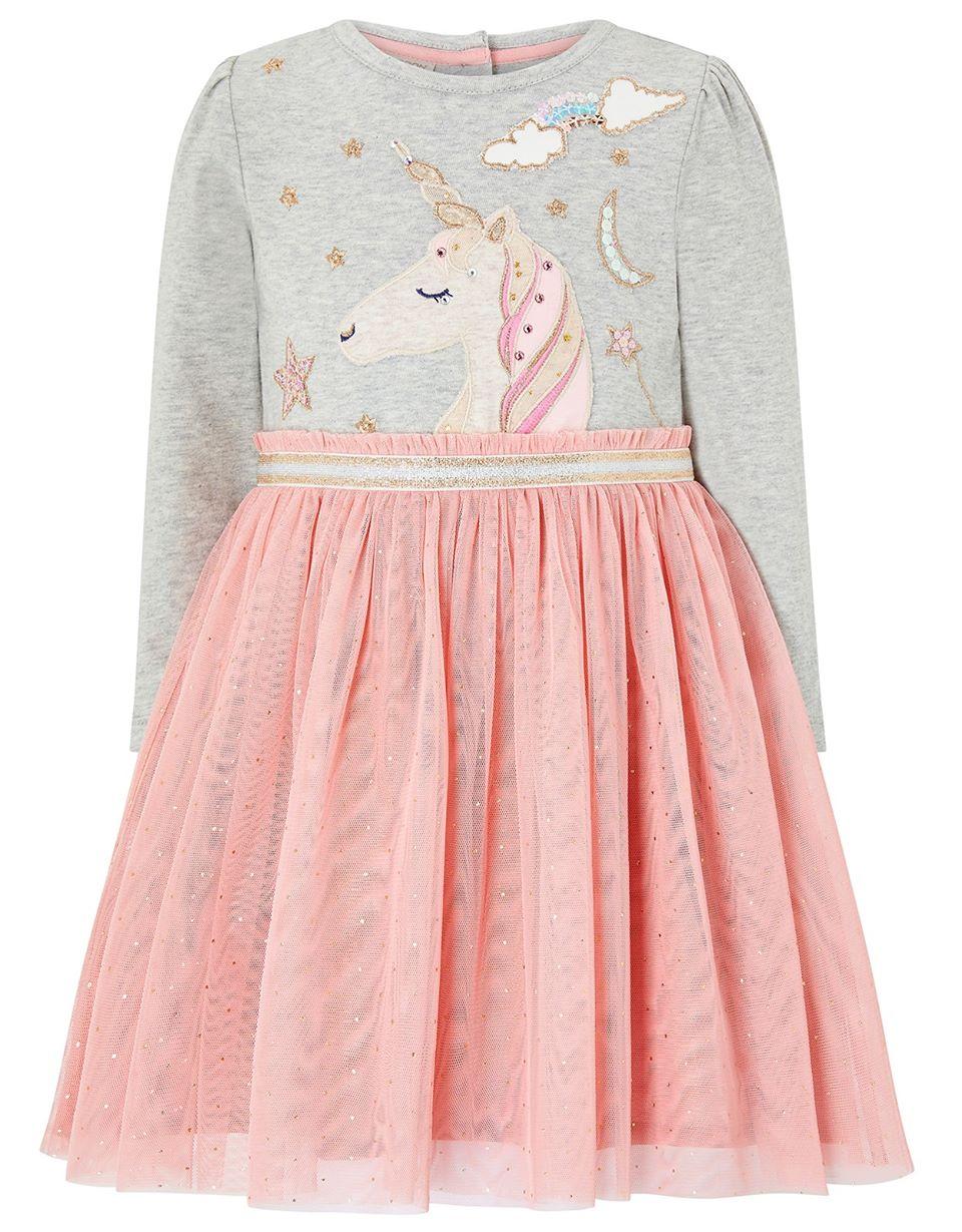 Baby Unicorn Sparkle Disco Dress