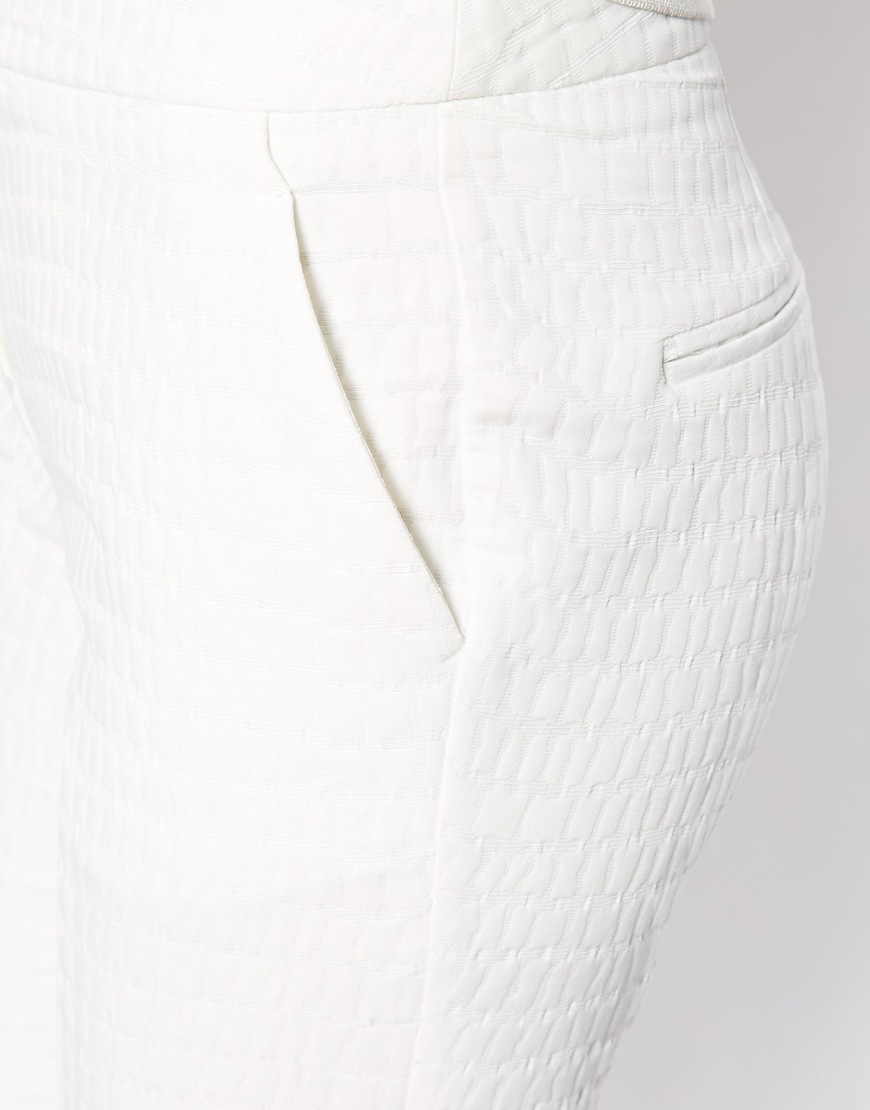 Warehouse Tailored Trouser at asos.com
