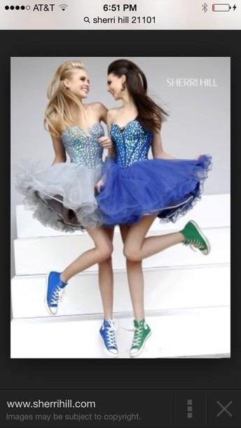 Prom Dresses Looks Good with Convers Tumblr