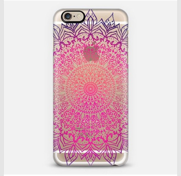 phone cover pink purple gold iphone clear case iphone cover