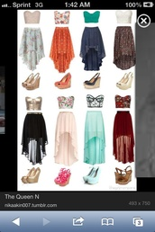 skirt,high low skirt,corset top,heels,high low,clothes,crop tops,shoes,tank top,maxi skirt,high heels,pink,festival,nice,neon skirt,high-low dresses,mint,chiffon,cute dress,casual dress,chiffon skirt,shirt,bralette,wegdes,cute,polka dots,floral,burgundy,turquoise,gold,rose,black,high waisted skirt,beautiful,outfit,dress,wedges,tribal pattern,dotted,colorful,pattern,blouse,hi-low skirt,sexy,tube dress,long skirt,white,top,skirt/ tops,dark red,2 parted midi skirt and crop top,bustier,bustier crop top,itsmeez,hi low skirt,lovely,cute skirt,cute top and skirt,fancy dress,girly,girl,summer top,summer dress,summer outfits,hat,spring outfits,maxi dress,strapless,bustier top,crop,gorgeous,two piece dress set,high low dress,floral dress,sandals,huarache,black sneakers,nike