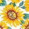 Floral printed cotton spandex crop tank | american apparel