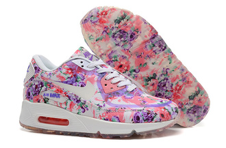 shoes nike air max 90 floral nikes floral sneakers nike nike sneakers