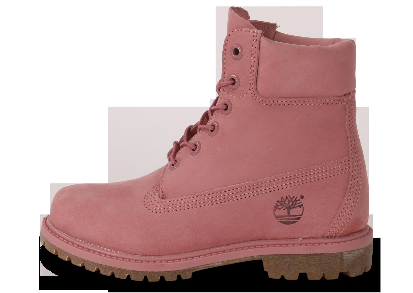 Timberland 6 Inch Premium Boot rose