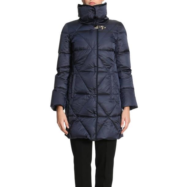 FAY jacket women blue