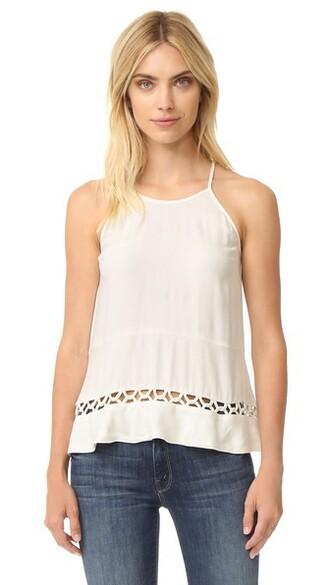 blouse sleeveless top