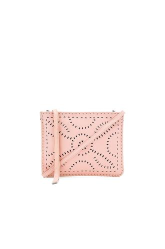 bag crossbody bag blush