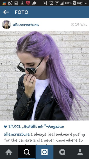 sunglasses indie hipster grunge swag alien sun sunglass glass pastel hair
