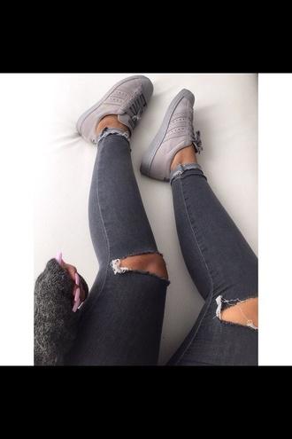 shoes grey adidas adidas shoes