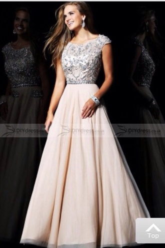 dress cream dress cream prom dress prom dress long prom dress prom gown sequin prom dress a line prom gowns