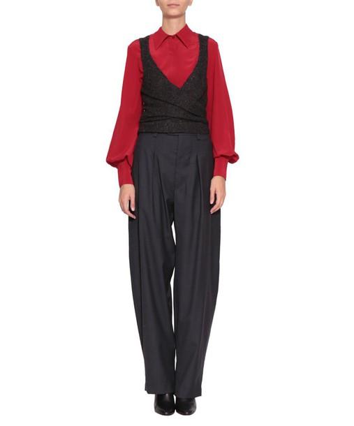 Isabel Marant top wool