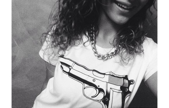 guns and roses t-shirt