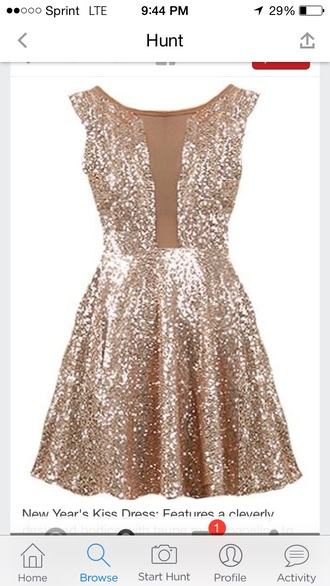 dress sparkly dress sparkle sparkle dress prom short sequin formal event outfit party dress party outfits gold gold sequins gold dress sequin dress gold sparkly prom dress