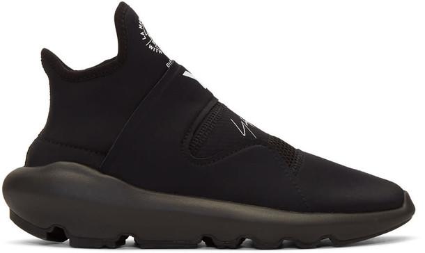 Y-3 sneakers black shoes