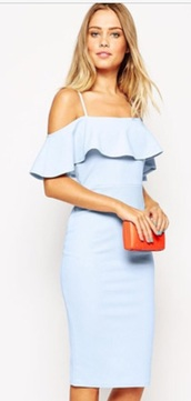 dress,blue dress,blue,off the shoulder,bodycon,bodycon dress,midi,midi dress,party dress,sexy party dresses,romantic dress,romantic summer dress,party outfits,sexy outfit,summer dress,summer outfits,spring dress,spring outfits,fall dress,fall outfits,winter dress,winter outfits,classy dress,elegant dress,cocktail dress,new year's eve,cute dress,girly dress,date outfit,birthday dress,clubwear,club dress,homecoming,homecoming dress,wedding guest,wedding clothes,engagement party dress