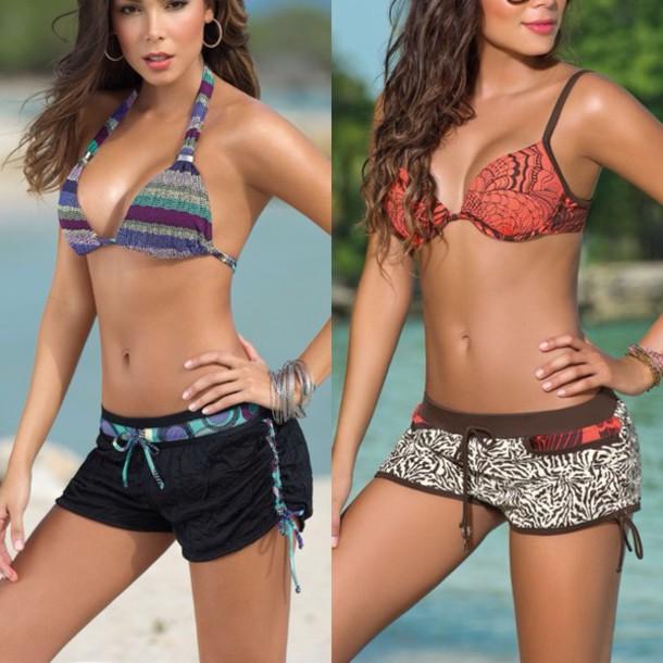 Bikini Swim Shorts 57
