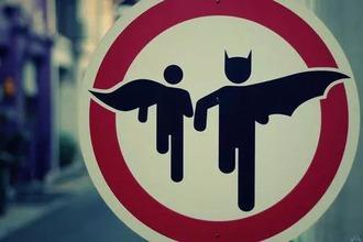 home accessory batman comics funny