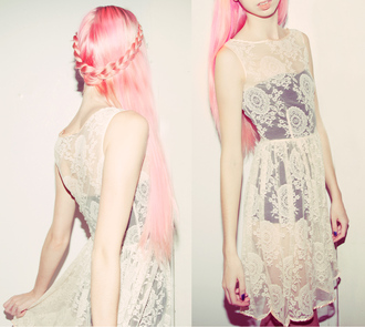 dress china lace dress lace dress pastel american apparel underwear