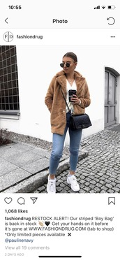 coat,jacket,furr,fluffy,brown,brown jacket,winter outfits,ootd