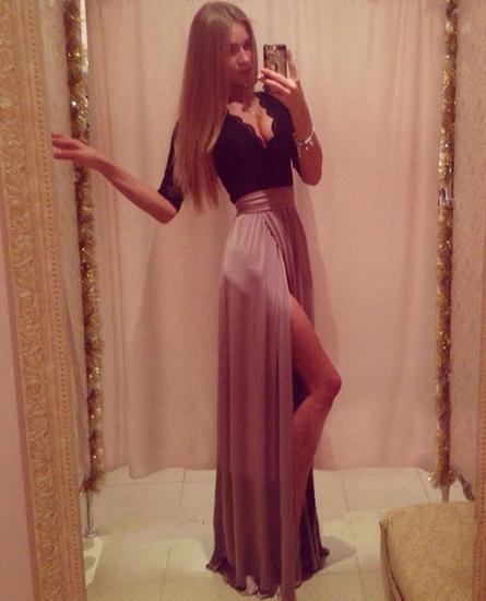 Philino maxi dress