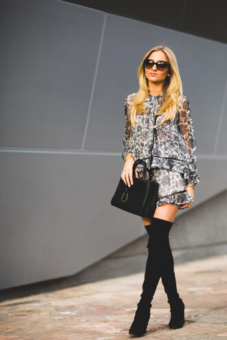 angel food blogger coat sweater shoes bag jewels