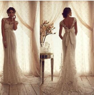 dress wedding wedding dress white lace lace dress white dress bride bridal