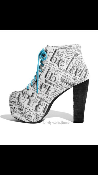 shoes the fault in our stars the fault in our stars heels platform shoes