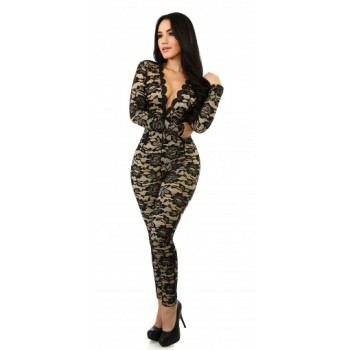 Jumpsuits/rompers : laced appeal
