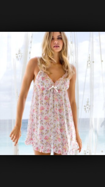 dress nightie nightwear