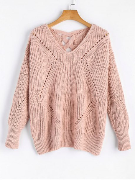sweater pink knitted sweater winter sweater winter outfits
