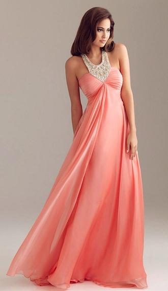 dress pink sparkle glitter dress a line dress
