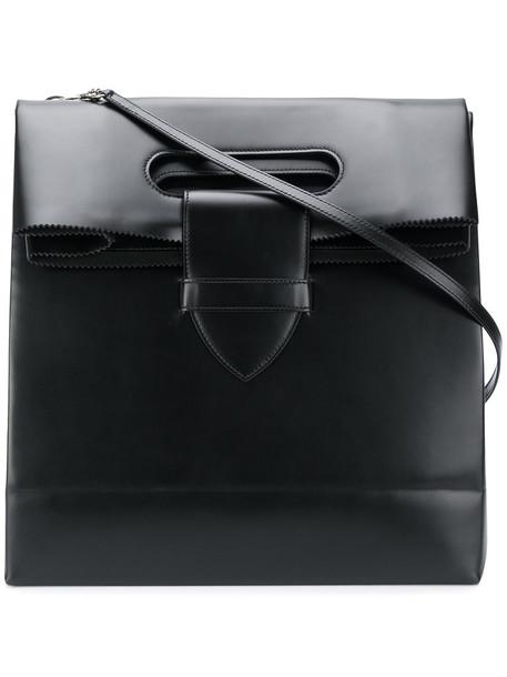 GOLDEN GOOSE DELUXE BRAND women leather black bag
