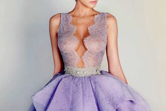 dress purple boobs bra transparent elegant vintage style prom violet adorbs fashion sexy lace beautiful wedding