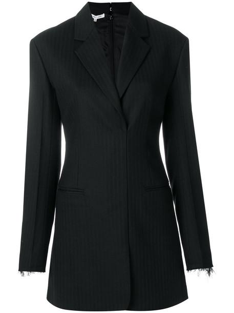 dress blazer dress women spandex black wool
