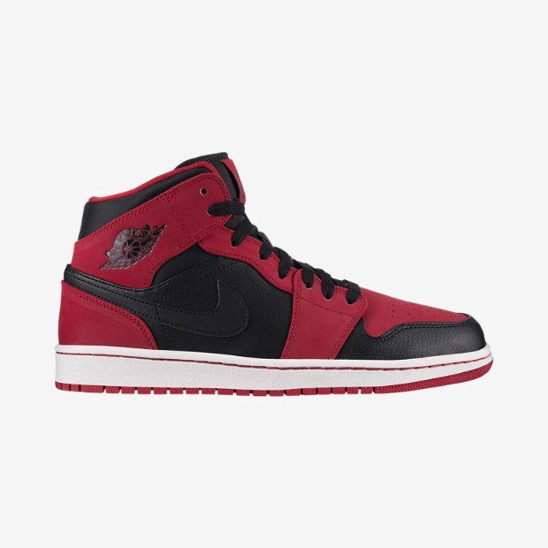 Nike Store. Air Jordan 1 Mid Men's Shoe