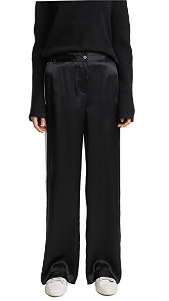 Equipment pants warm black