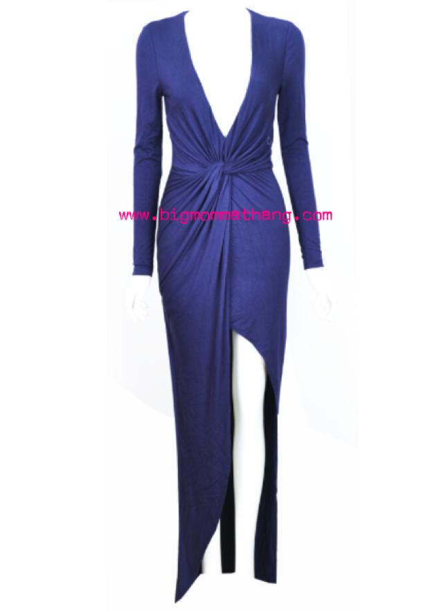 The knot of beauty dress