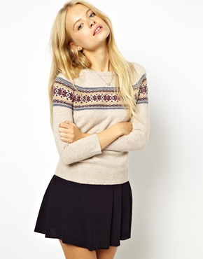 Jack Wills | Jack Wills Fairisle Jumper at ASOS