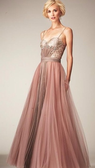 dress soft tulle skirt beaded bustier dress spaghetti strap sparkle prom dress formal