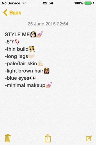 dress jeans jumpsuit leggings make-up nail polish pajamas tank top swimwear shoes shorts underwear
