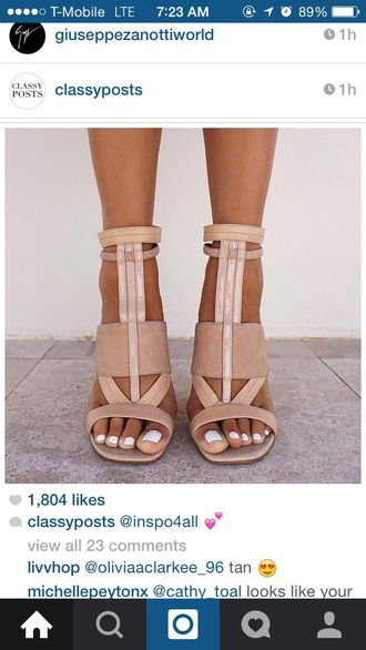 shoes beige shoes beige sandals