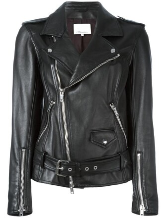 jacket biker jacket women black
