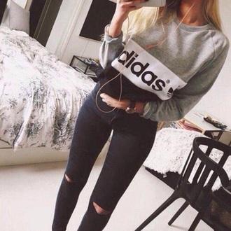 sweater adidas adidas orginals original
