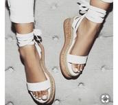 shoes,flatform lace up wedges