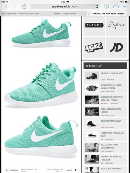 shoes mint green shoes