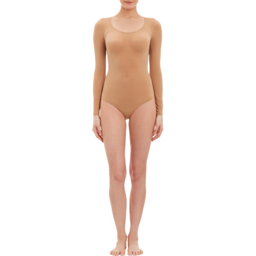 "Wolford ""buenos aires"" sheer string bodysuit at barneys.com"
