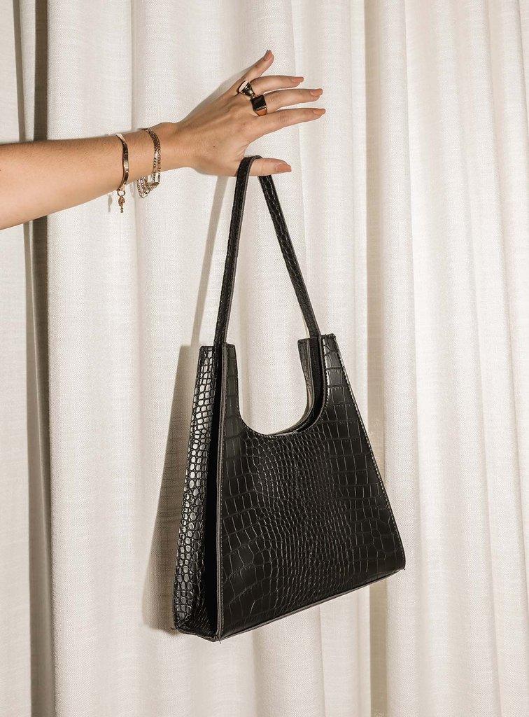 The Gwen Bag Black