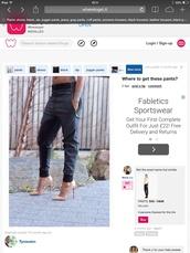 pants,black jiggers with zips