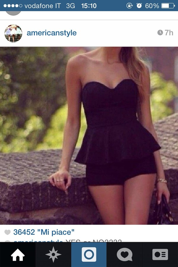 dress little black dress short black dress smalls black