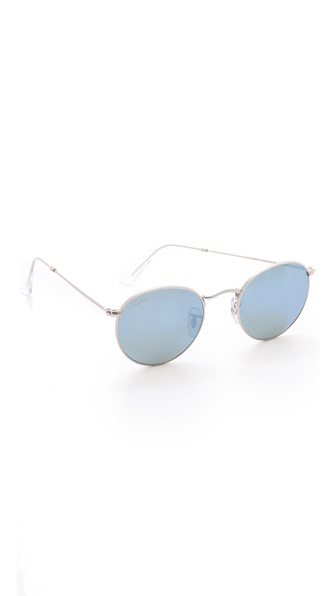 Ray-Ban Icons Mirrored Sunglasses | SHOPBOP